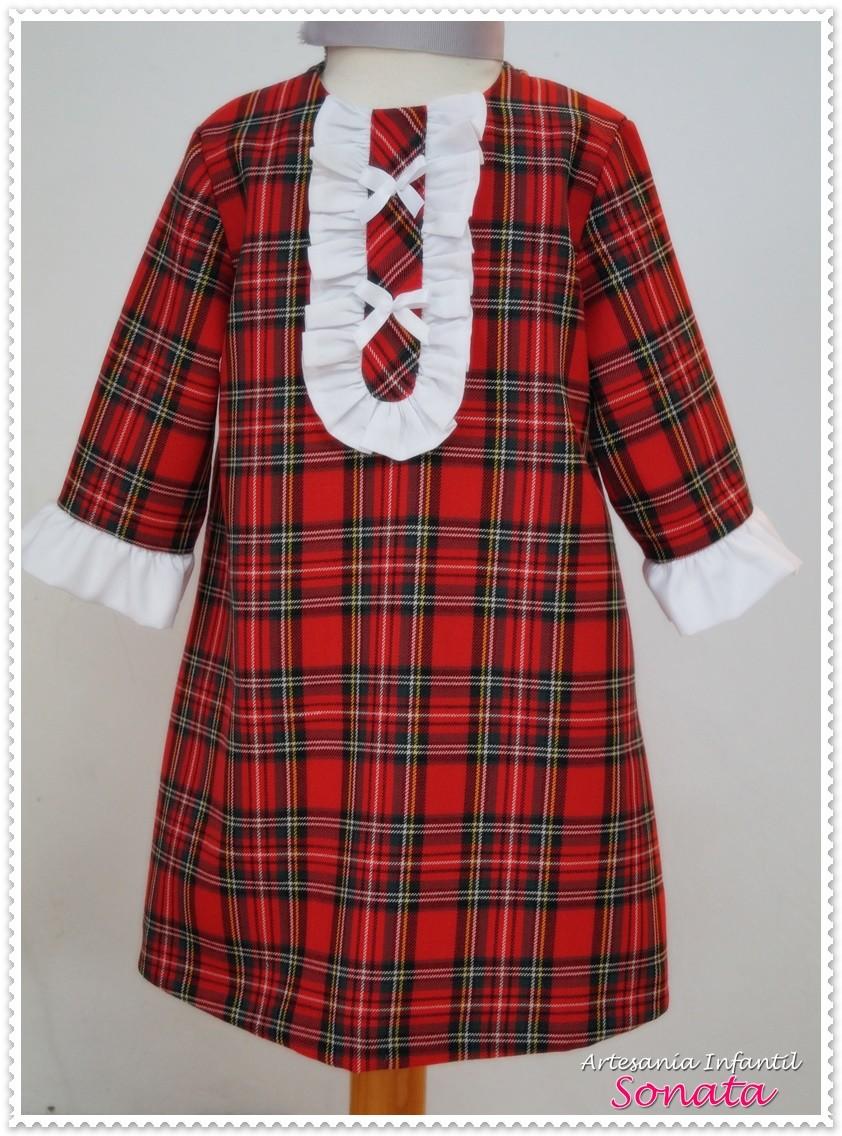 Vestido de cuadros 5 - 1 2